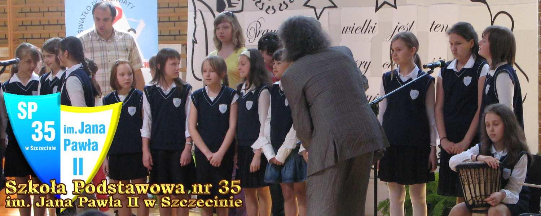 Szkoła Podstawowa nr 35 im. jana Pawła II